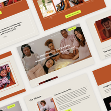 Load image into Gallery viewer, The Collective Squarespace Template