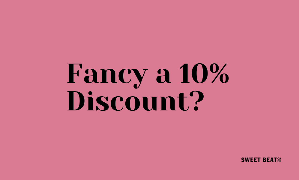 10% Discount On Our New Web Shop