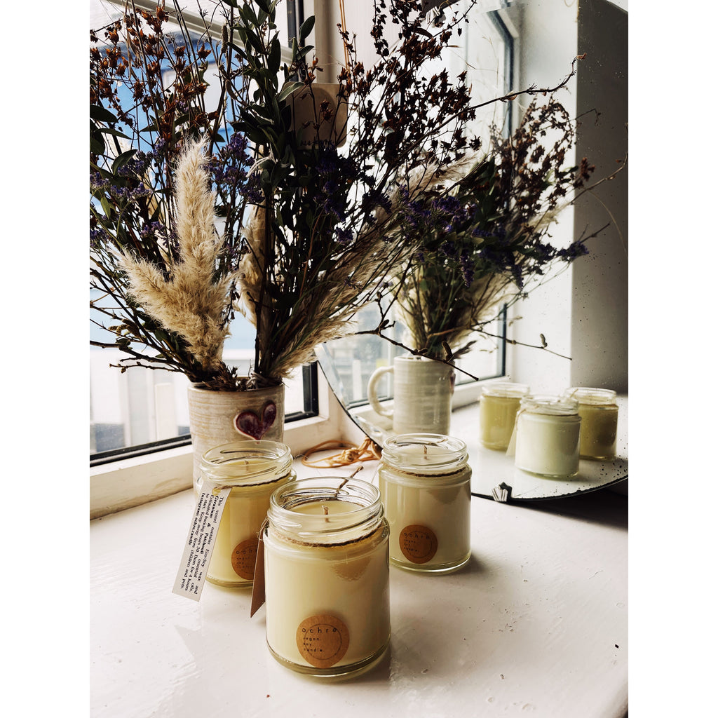 ochre-vegan-candles-sligo