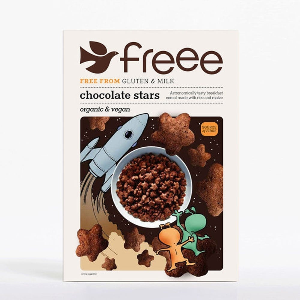 Freee Choclate Stars