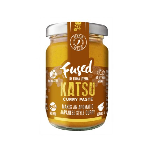 Fused by Fiona Katsu Curry Paste