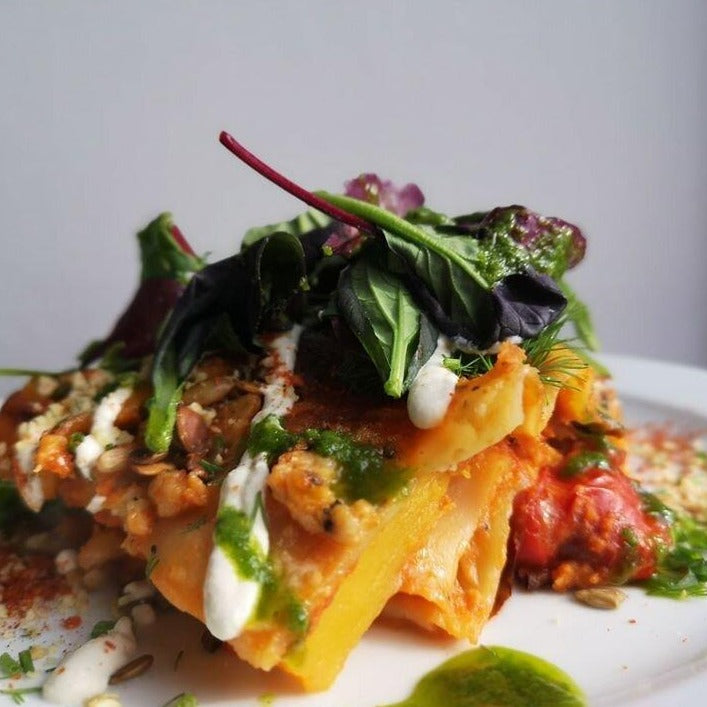 Sweet Beat Lasagna - Sweet Beat Sligo