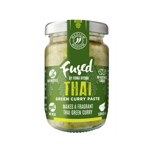 Fused by Fiona Uyema Thai Green Curry Paste