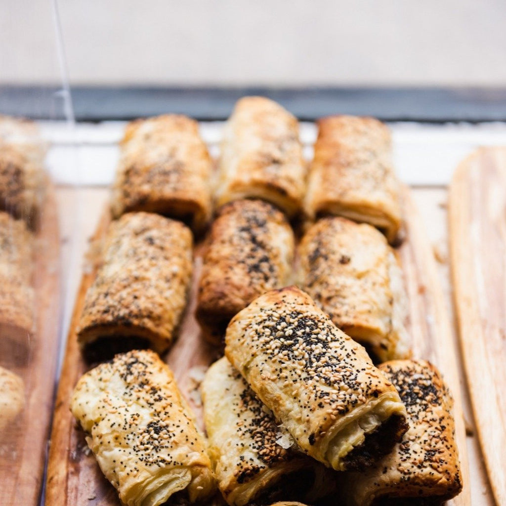 Sweet Beat Sausage Rolls - Sweet Beat Sligo