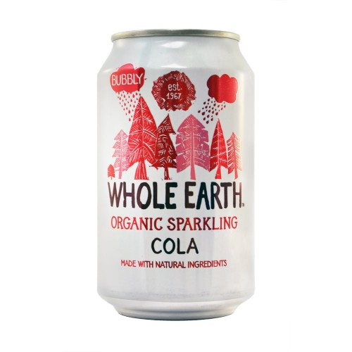 Whole Earth Sparkling Cola - Sweet Beat Sligo