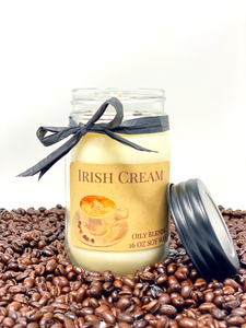 Barista Blends Coffee House Candles - 16 oz Jumbo Soy Wax Candles