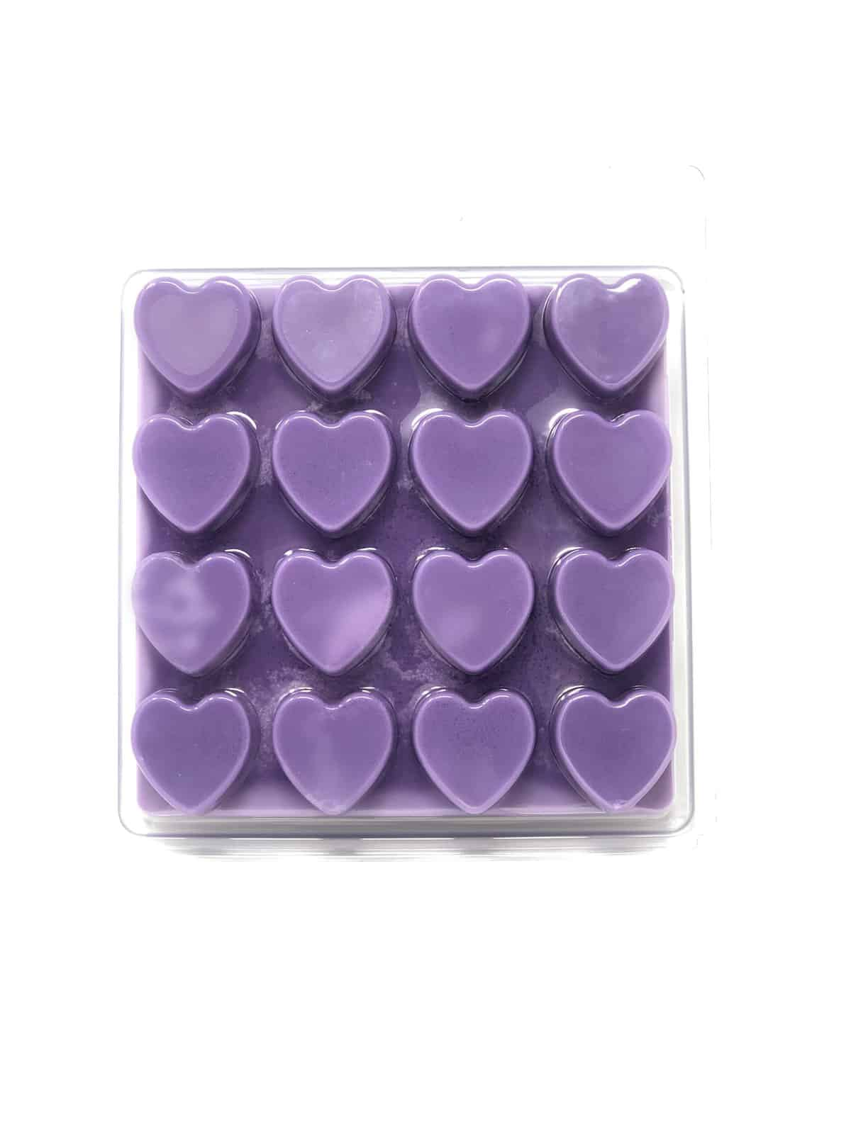 Jumbo 9.5 oz Heart Wax Melts - Luxe Personalization Boutique