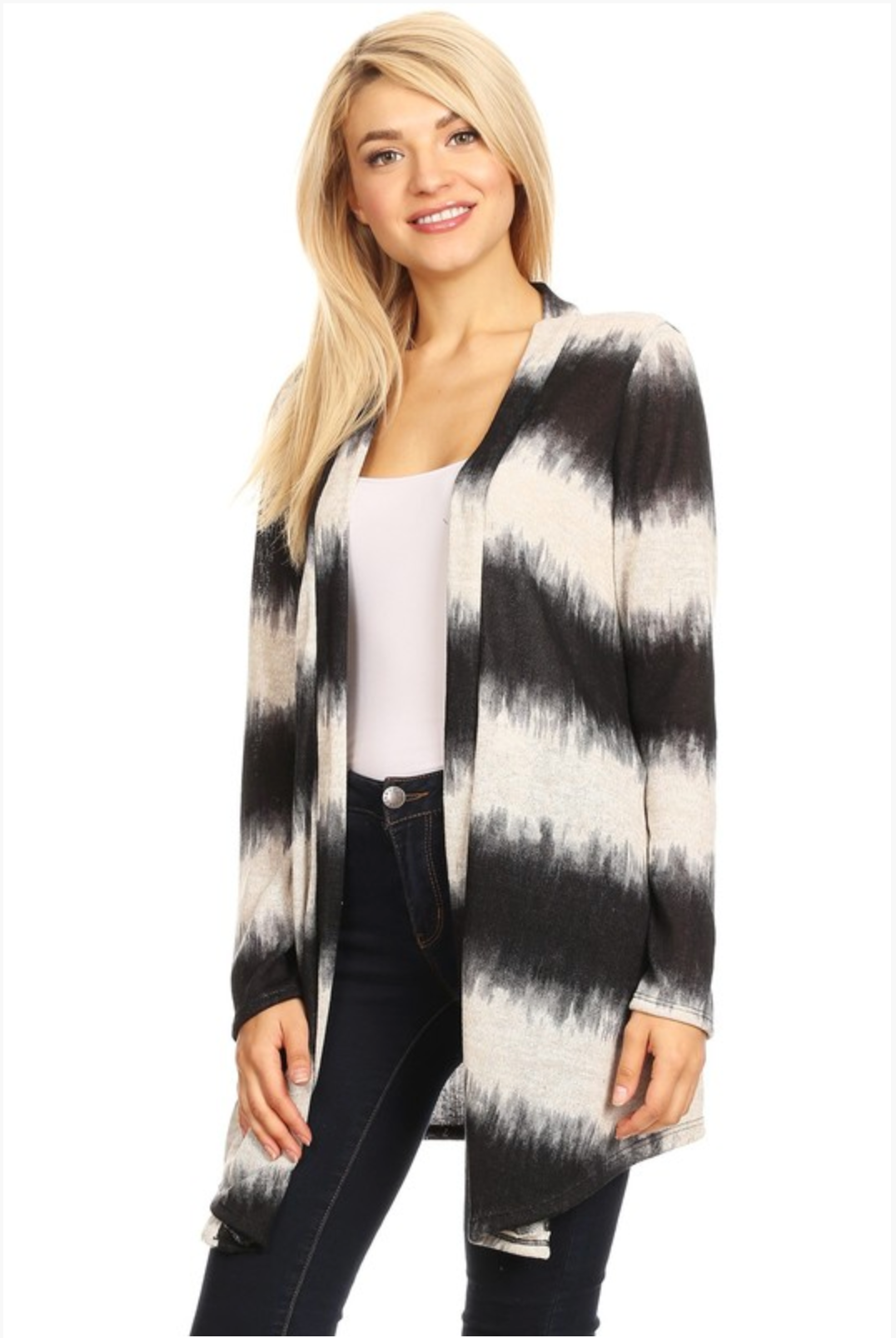 Sunset at Midnight Cardigan - Luxe Personalization Boutique