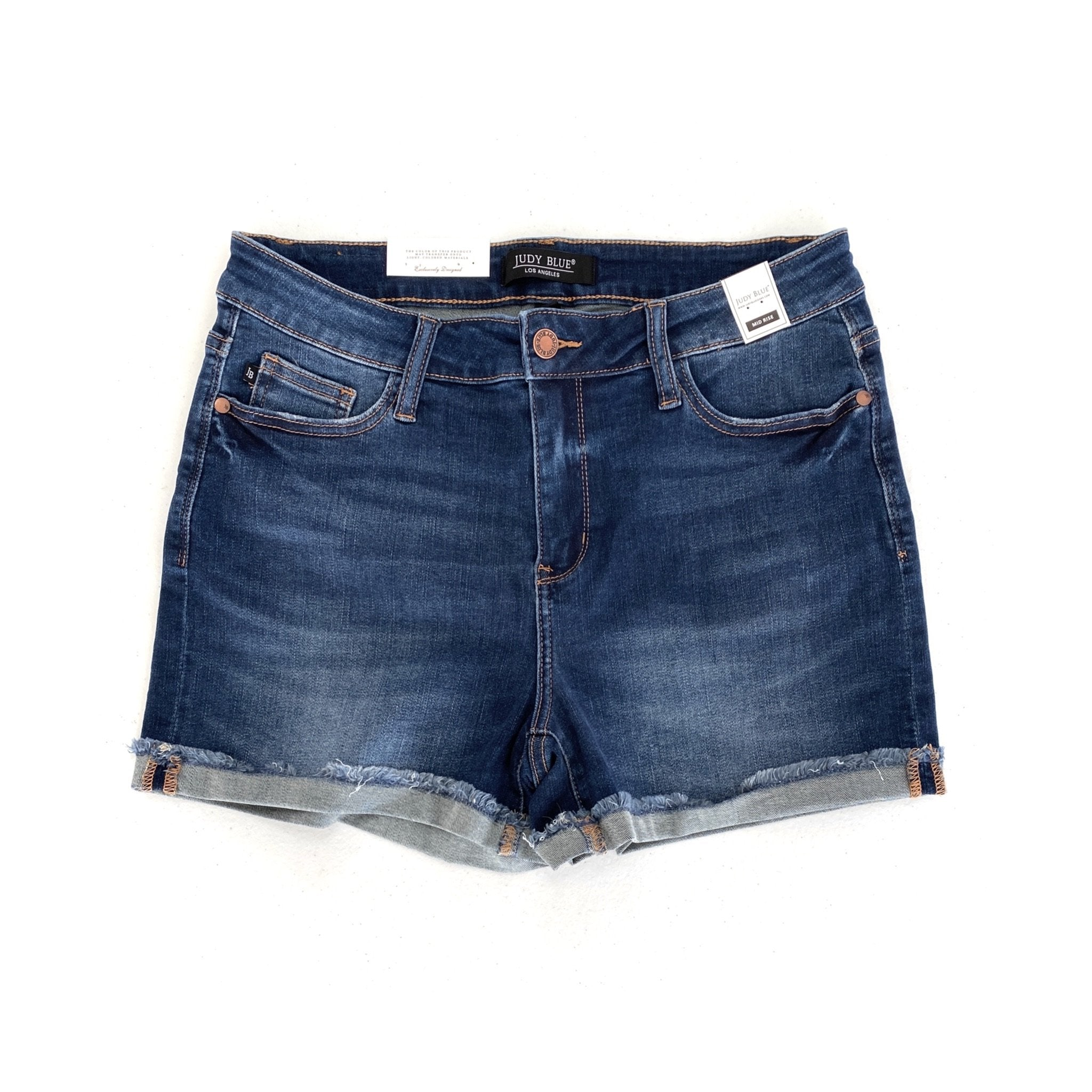 The Classic Judy Blue Shorts