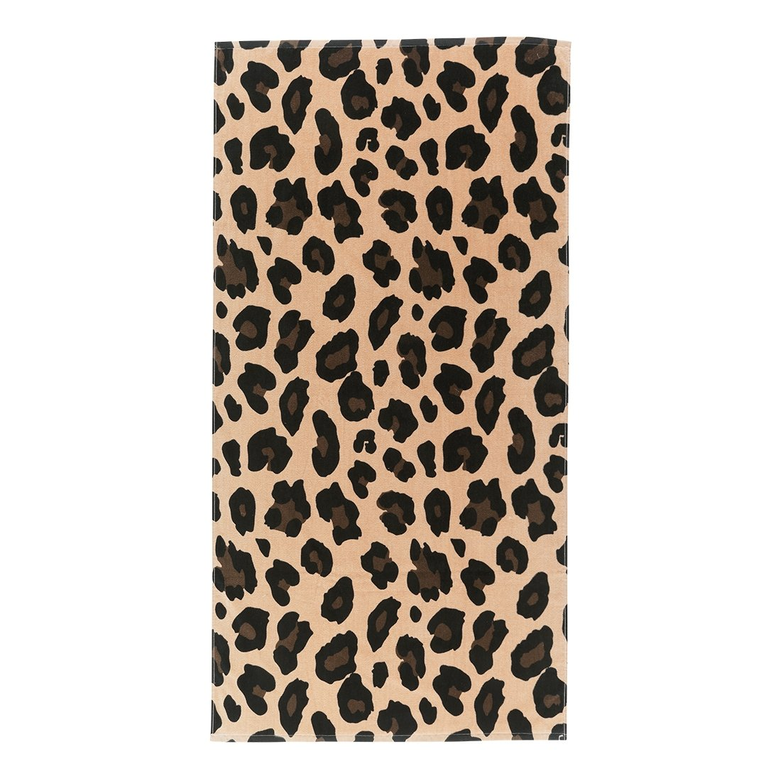 Wild Side Leopard Towel
