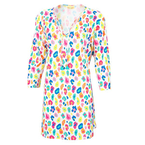 Fun Leopard Women's Tunic