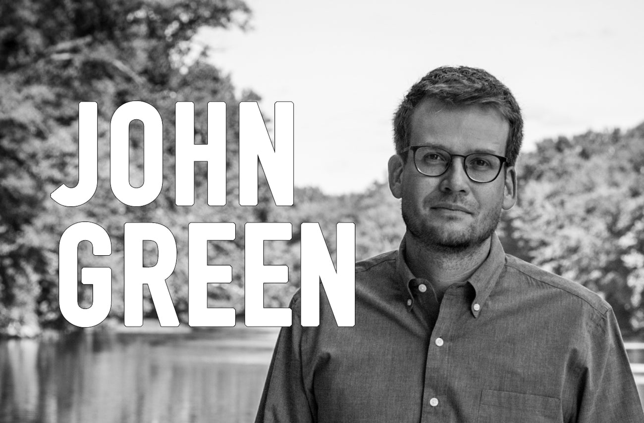 Image result for john green