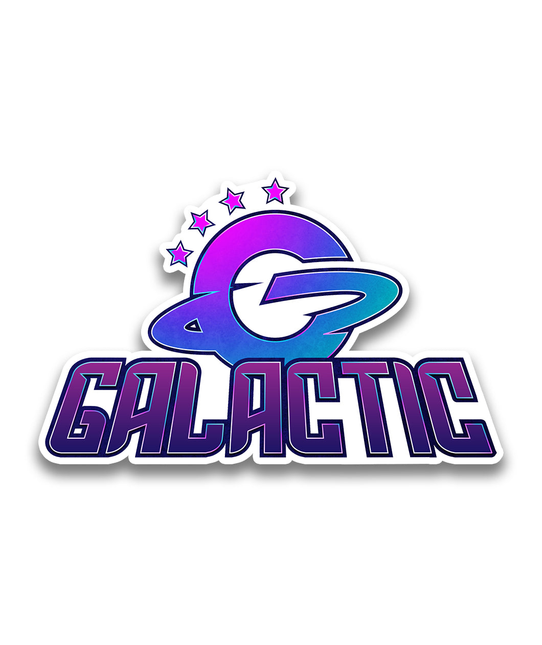 Galactic Team Decal