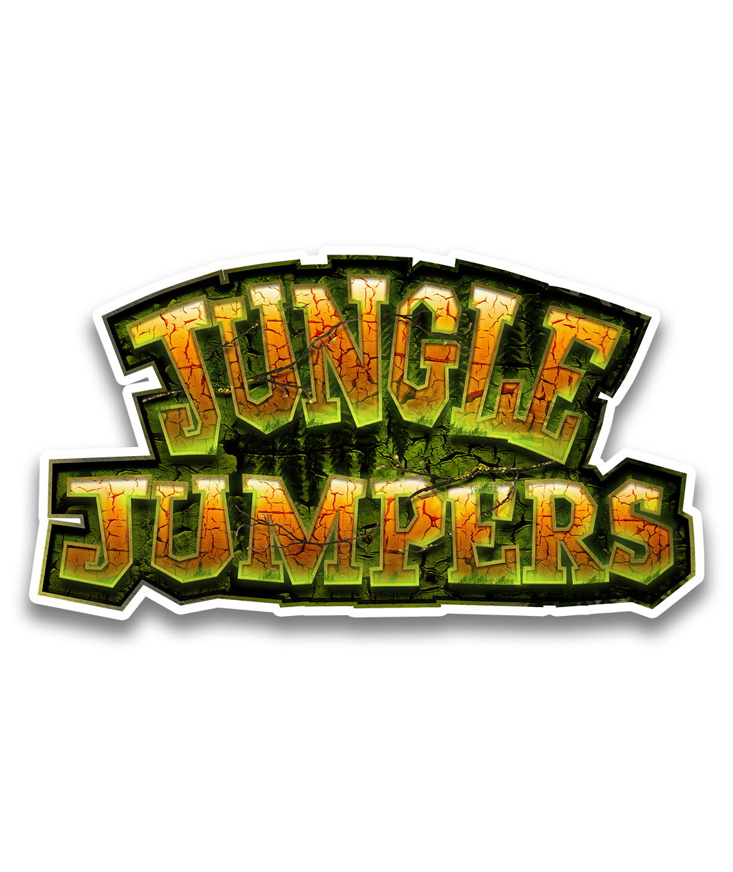 Jungle Jumpers Team Decal