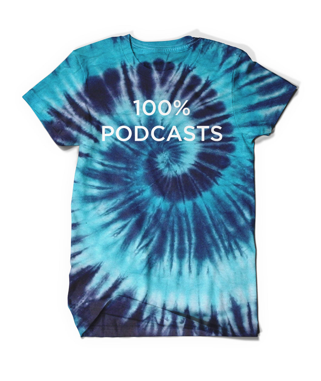 100 % Podcasts Shirt