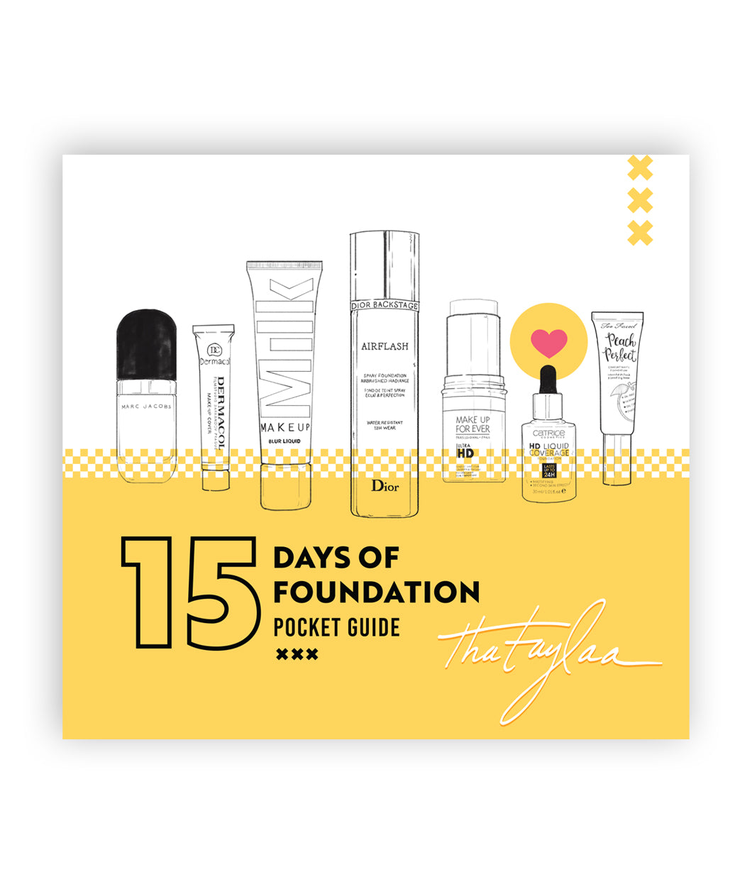 15 Days of Foundation Pocket Guide Book