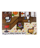 Wizard Cat/Neko Atsume Trio Enamel Pin Set