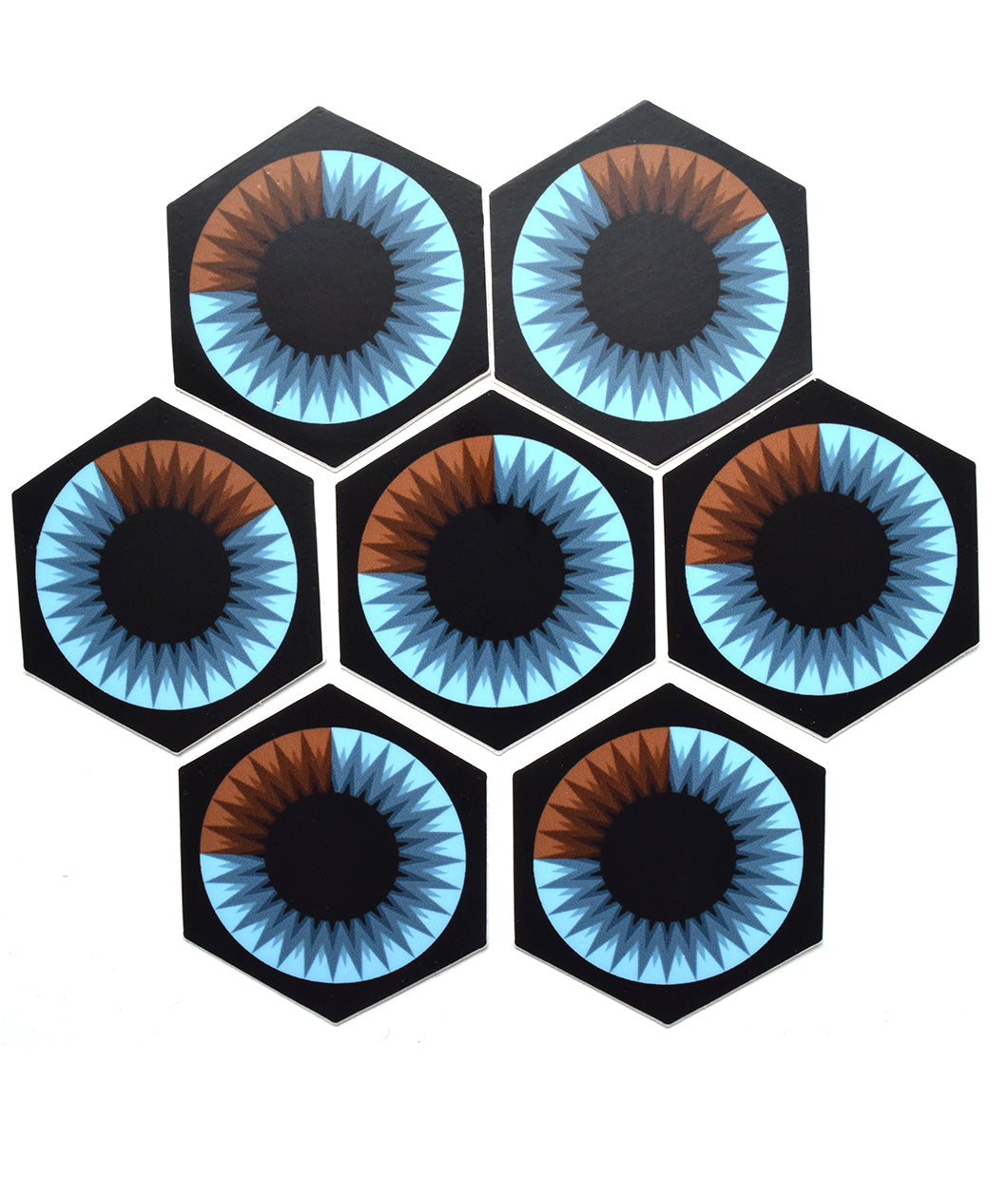 3blue1brown Sticker Set
