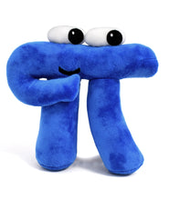 SHORT 3Blue1Brown Pi Plushie
