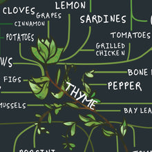 Six Herbs To Add Depth & Body Poster