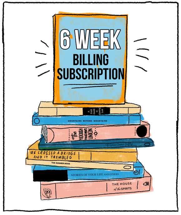 Life's Library 2021 Subscription **Pay Every 6 Weeks**