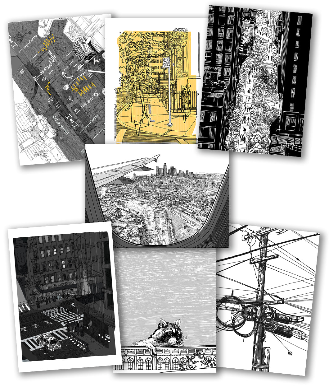 99% Invisible City Postcard Set