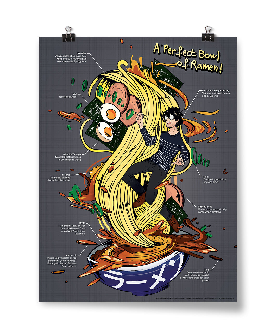 A Perfect Bowl of Ramen Poster