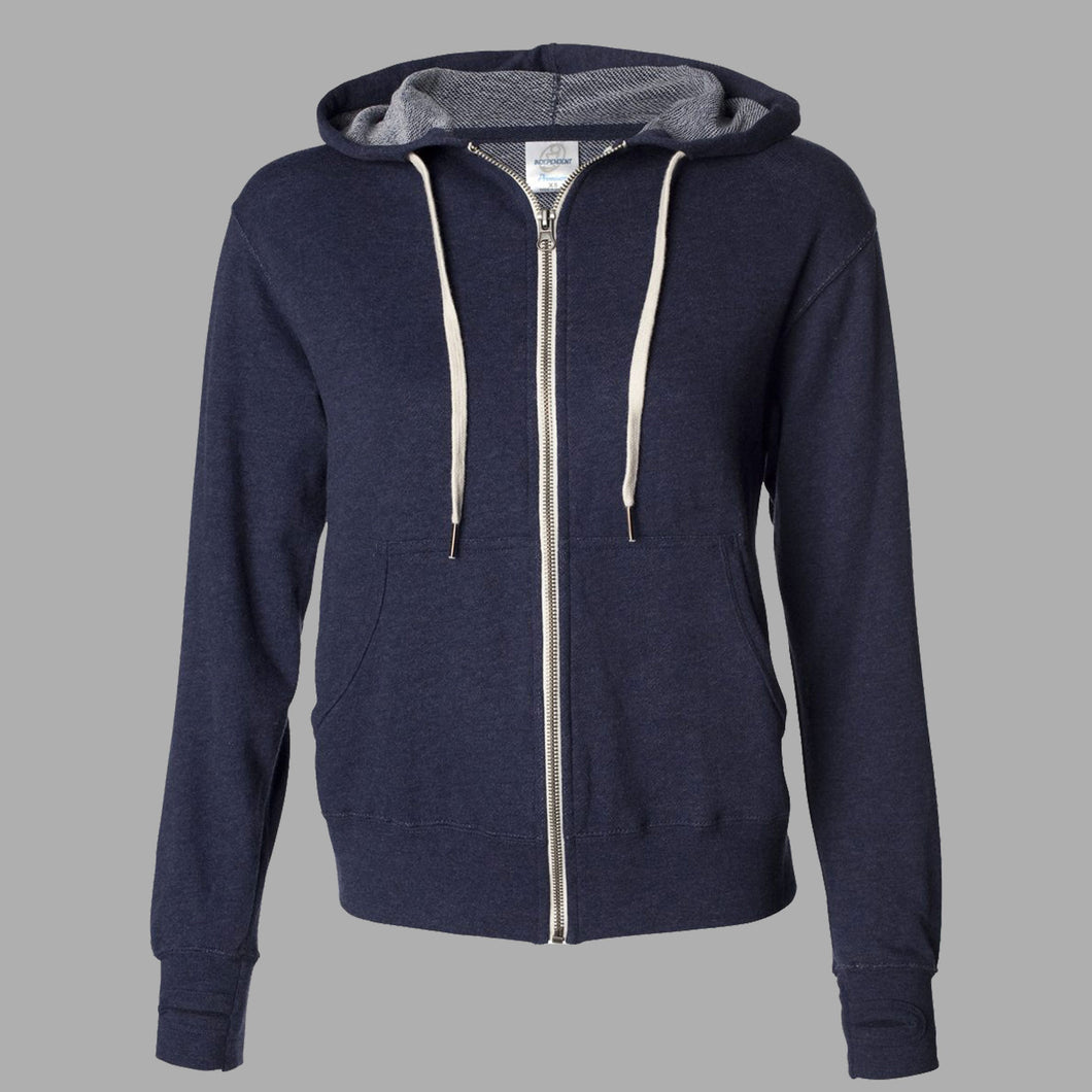 Bureau Of Balance Zip Up Hoodie