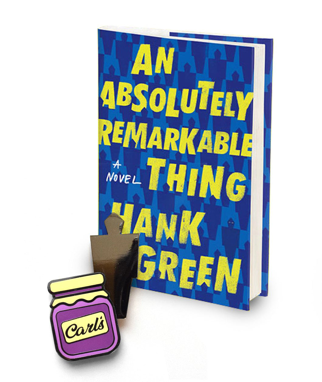 An Absolutely Remarkable Thing Signed Book Bundle