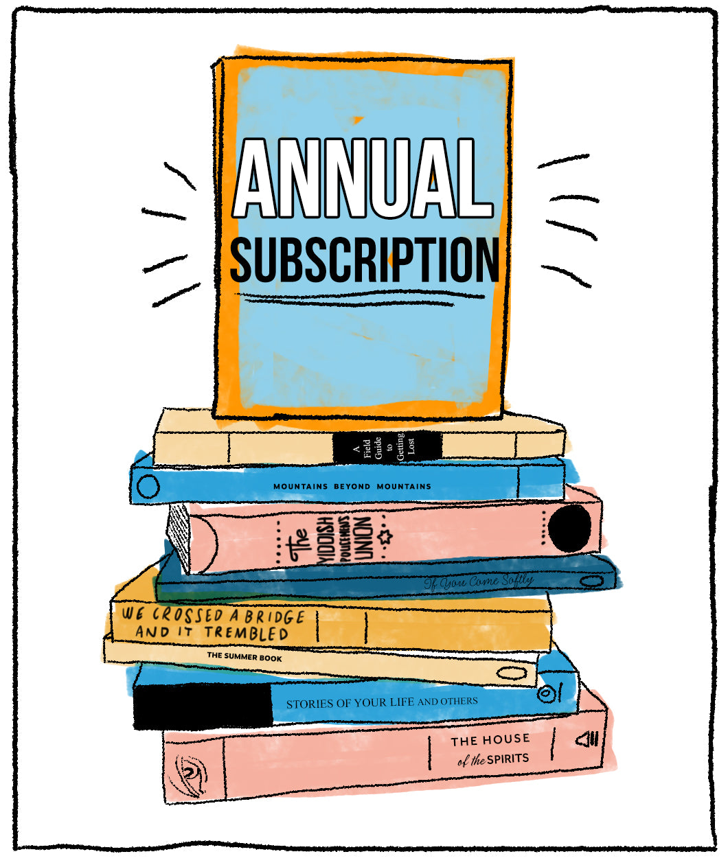 Life's Library 2021 Subscription  **Annual Billing**