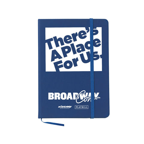 There's a Place For Us Notebook