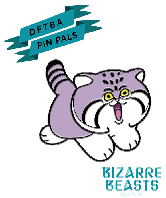 Pin Pals Bizarre Beasts Pin Subscriptions (9 MONTHS)