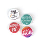 Bicon Button Pack