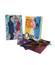 SIGNED Carry On Book + Simon & Baz Print Set Bundle