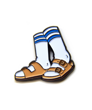 Birkensocks Pin