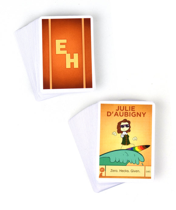 *Limited Edition* Extra History Collectible Card Set