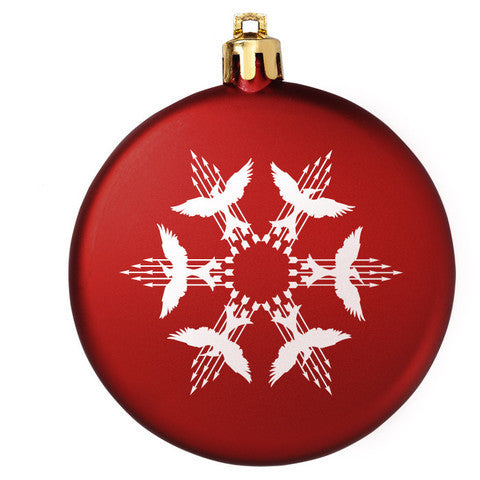 Hunger Games Inspired Fandom Ornament