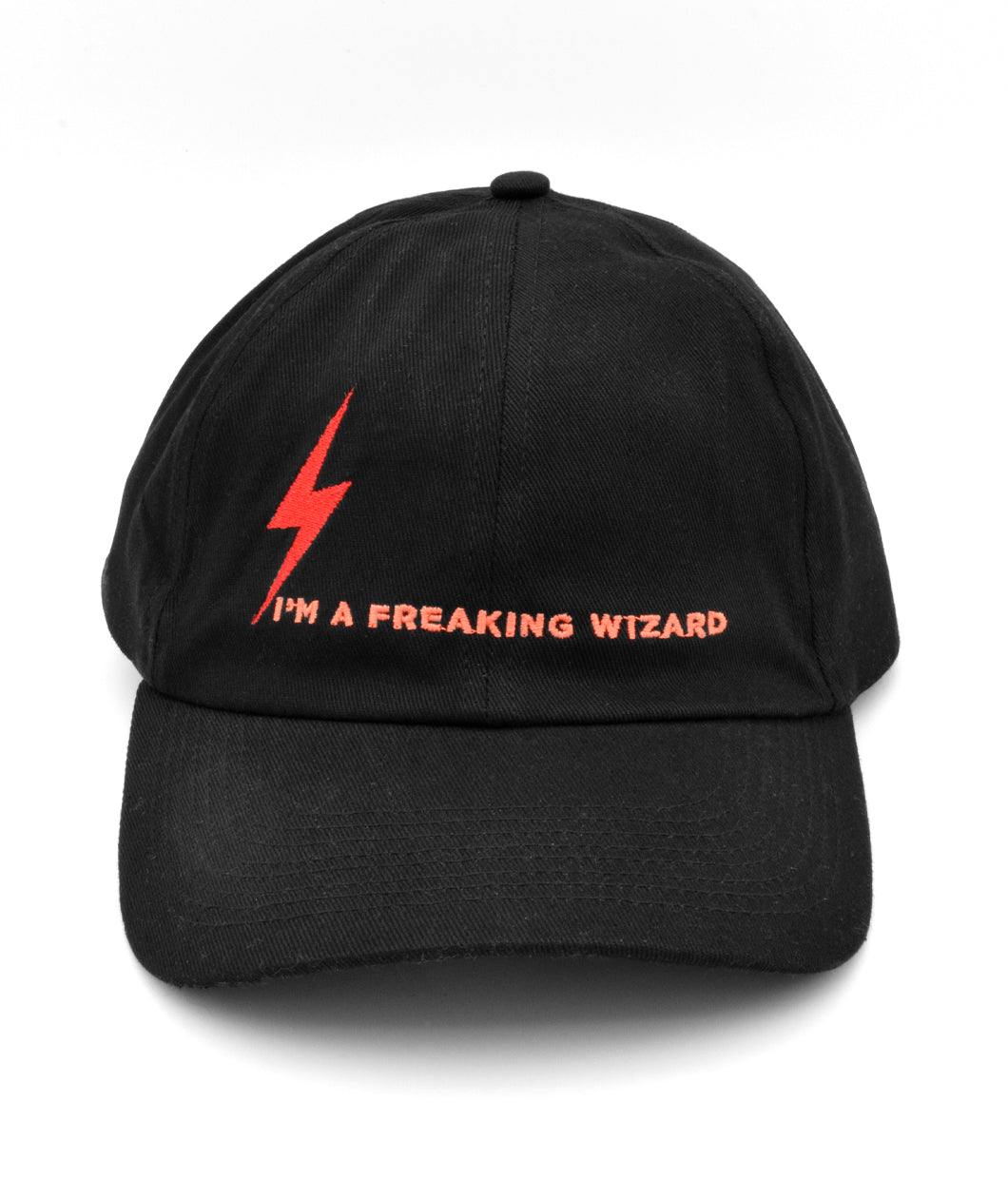 I'm a Freaking Wizard Hat - Staff