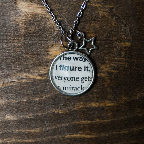 Everyone Gets a Miracle Necklace