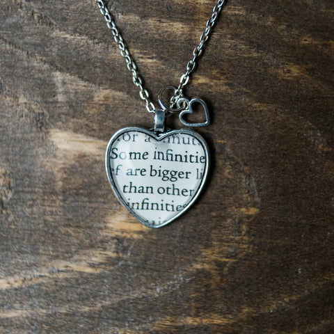 Some Infinities Necklace