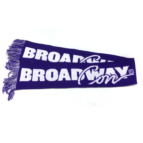 BroadwayCon Scarf