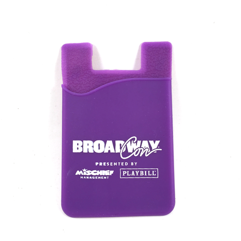 BroadwayCon Phone Wallet