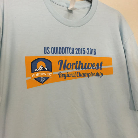 US Quidditch Regionals Shirt- Northwest 2016