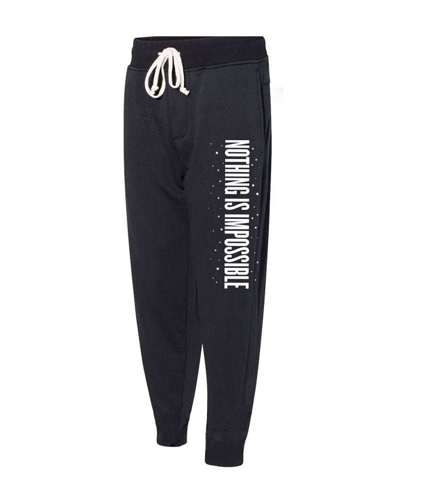 HPA Nothing Is Impossible Joggers