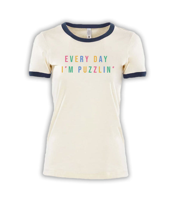 Every Day I'm Puzzling Shirt