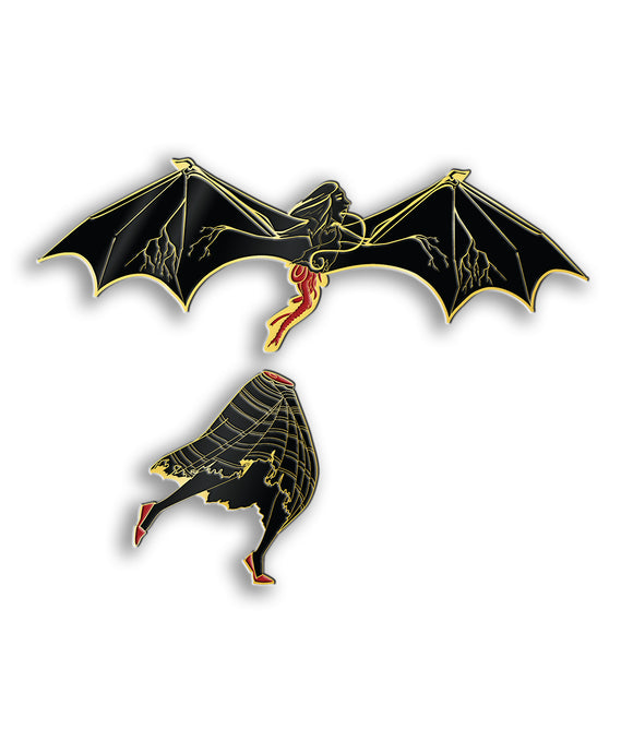 Manananggal Pin Set