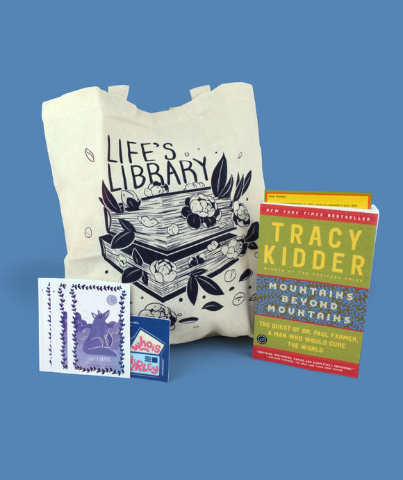 Life's Library Physical Subscription