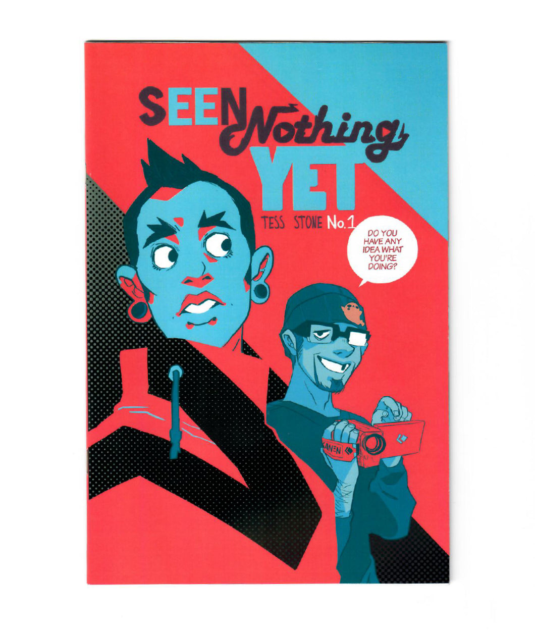 Seen Nothing Yet! Book 1