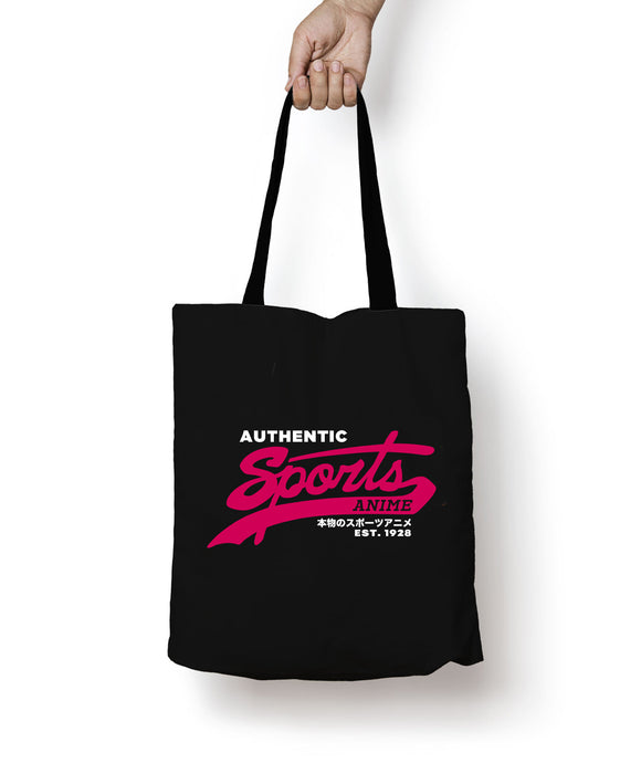 Sports Anime Tote