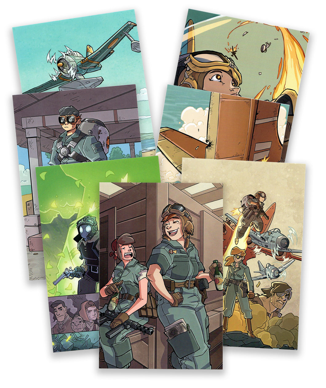 Real Science Adventures Printset